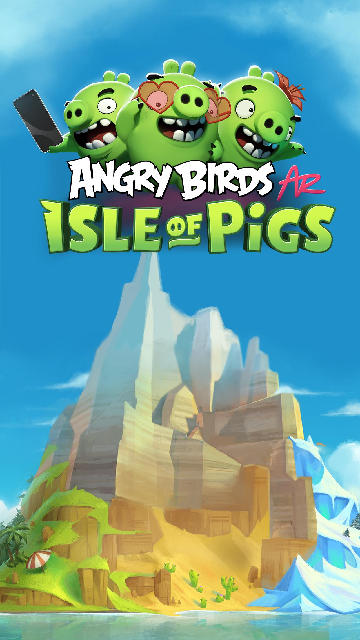 Angry Birds AR: Isle of Pigs 1.1.2.57453 Screenshot 6
