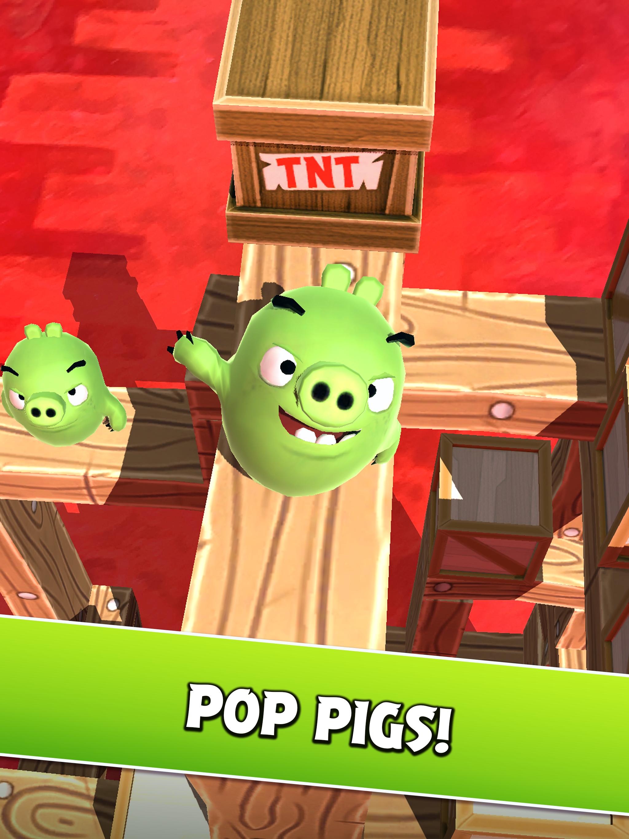 Angry Birds AR: Isle of Pigs 1.1.2.57453 Screenshot 9