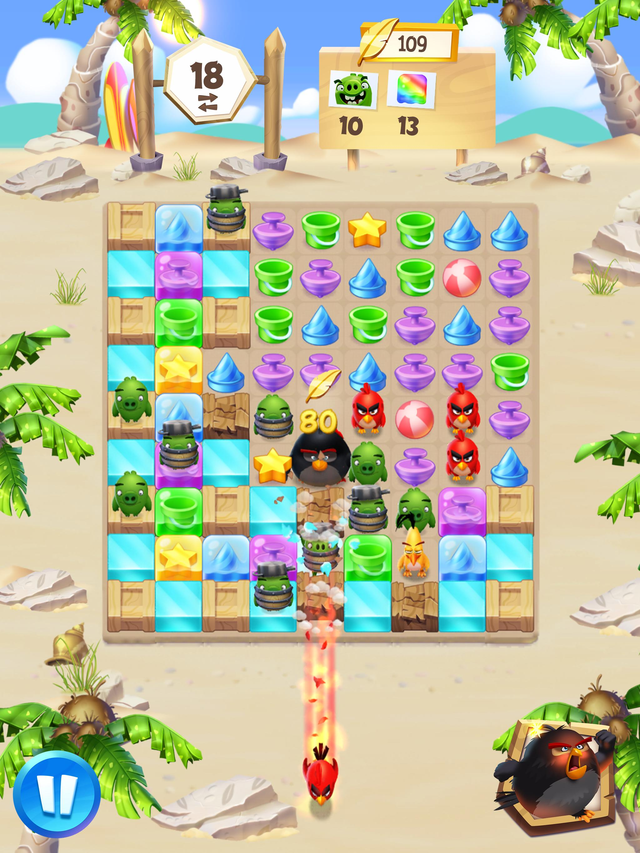 Angry Birds Match 3 3.1.0 Screenshot 15