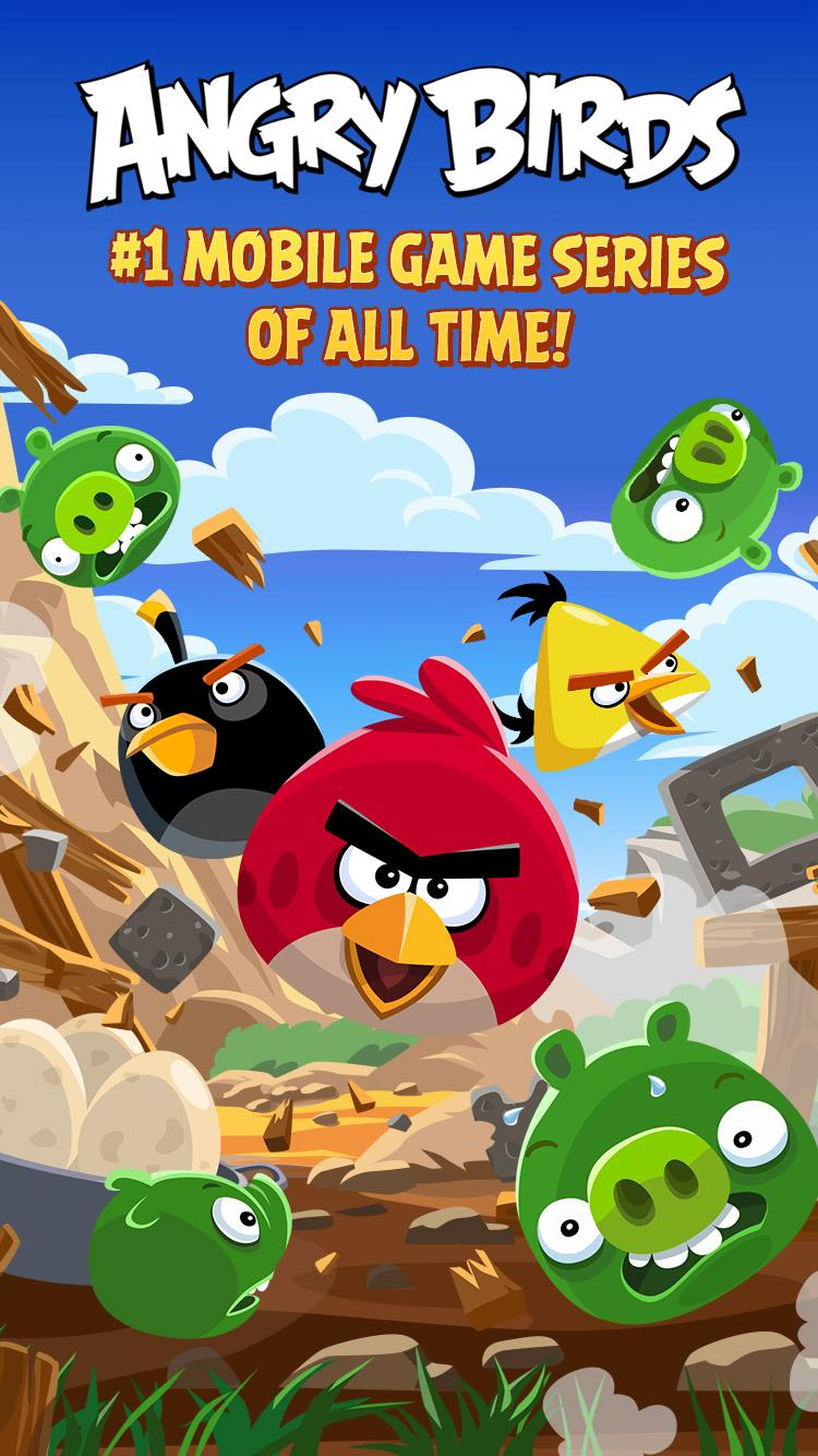 Angry Birds Classic 8.0.3 Screenshot 1
