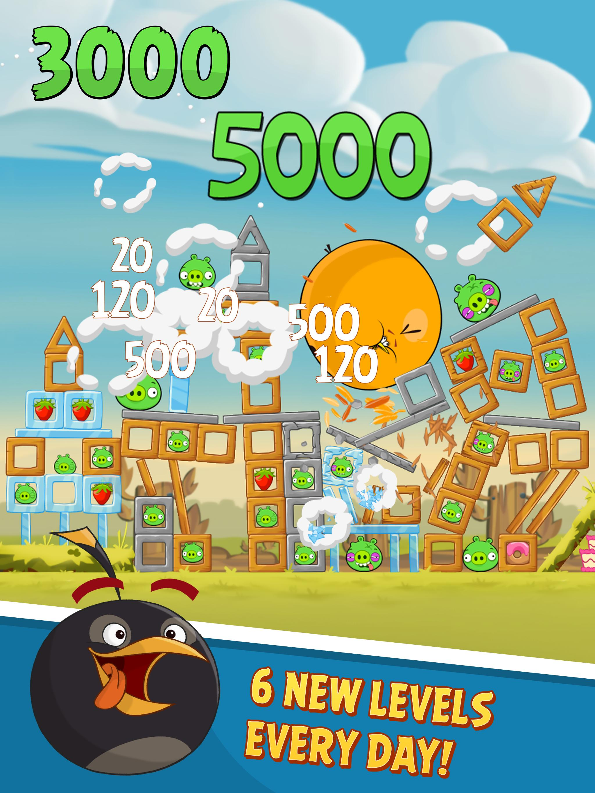 Angry Birds Classic 8.0.3 Screenshot 10