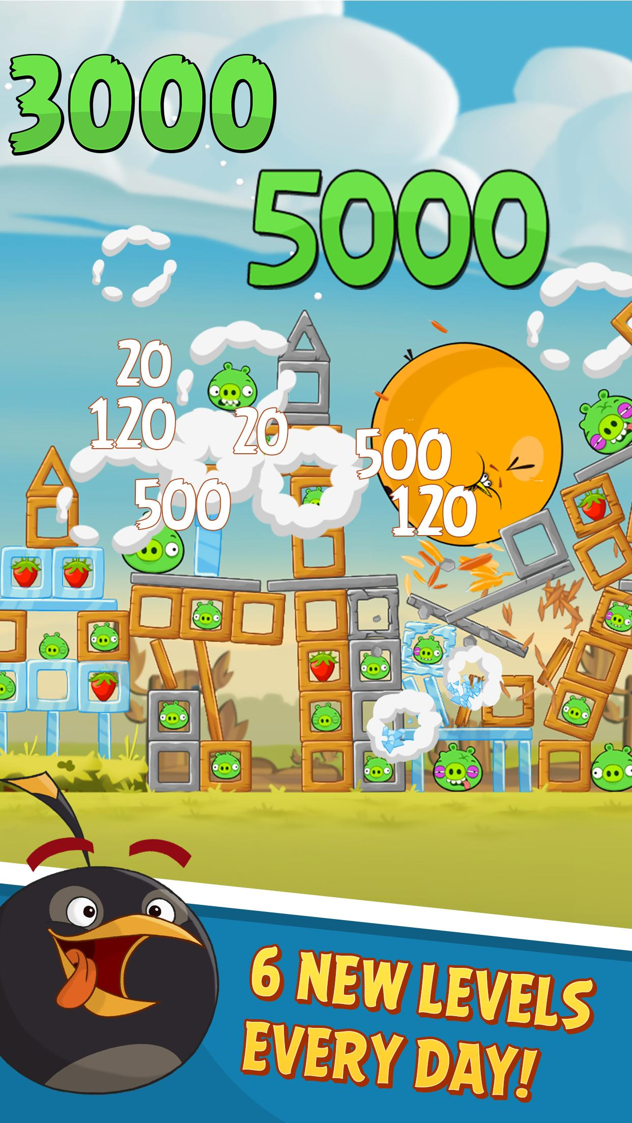 Angry Birds Classic 8.0.3 Screenshot 15