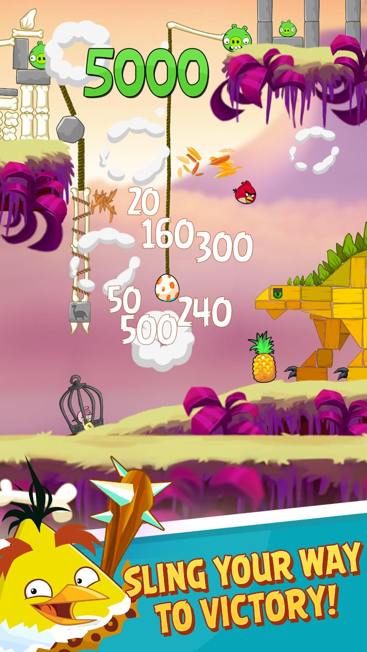 Angry Birds Classic 8.0.3 Screenshot 2