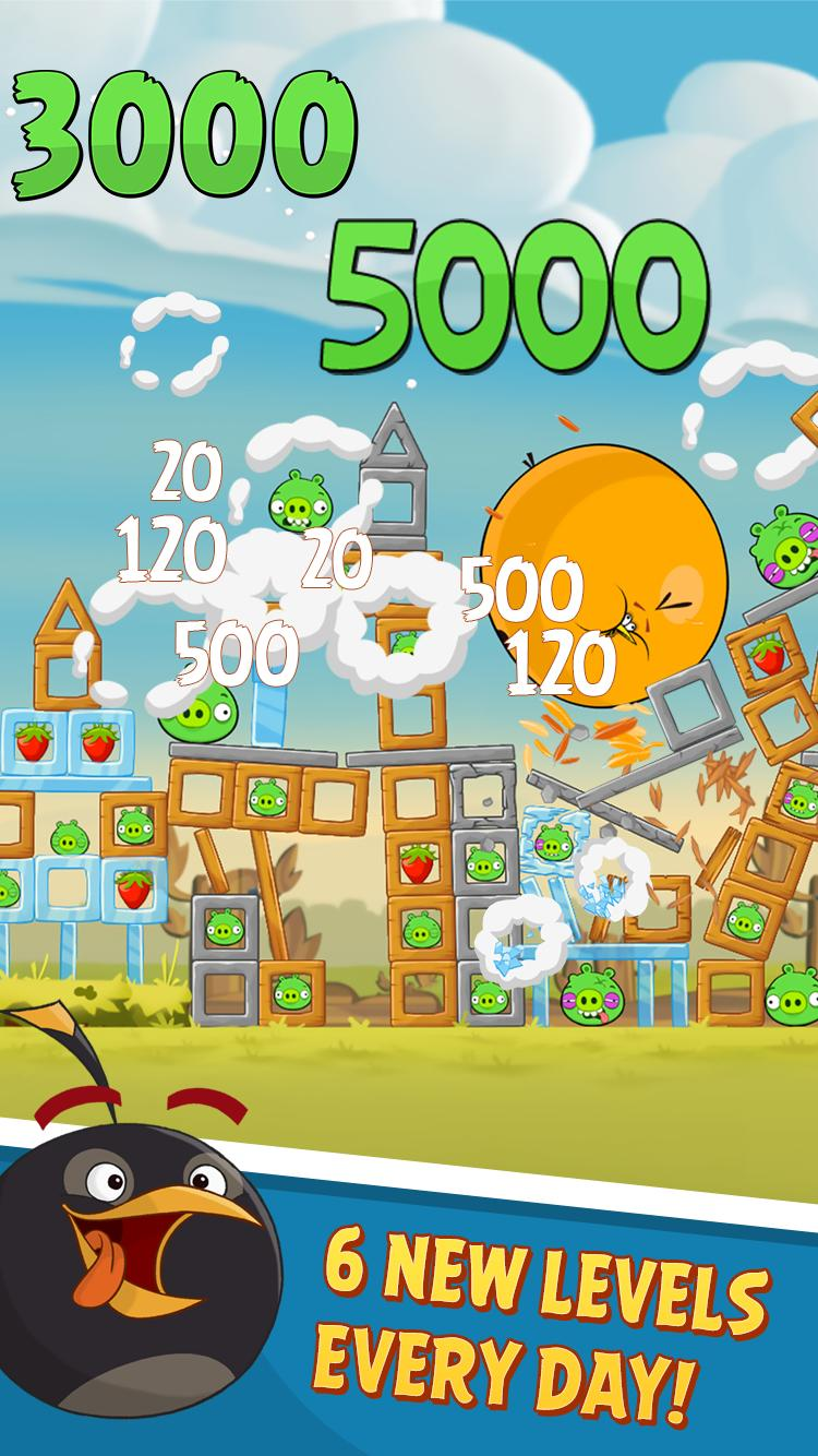 Angry Birds Classic 8.0.3 Screenshot 5