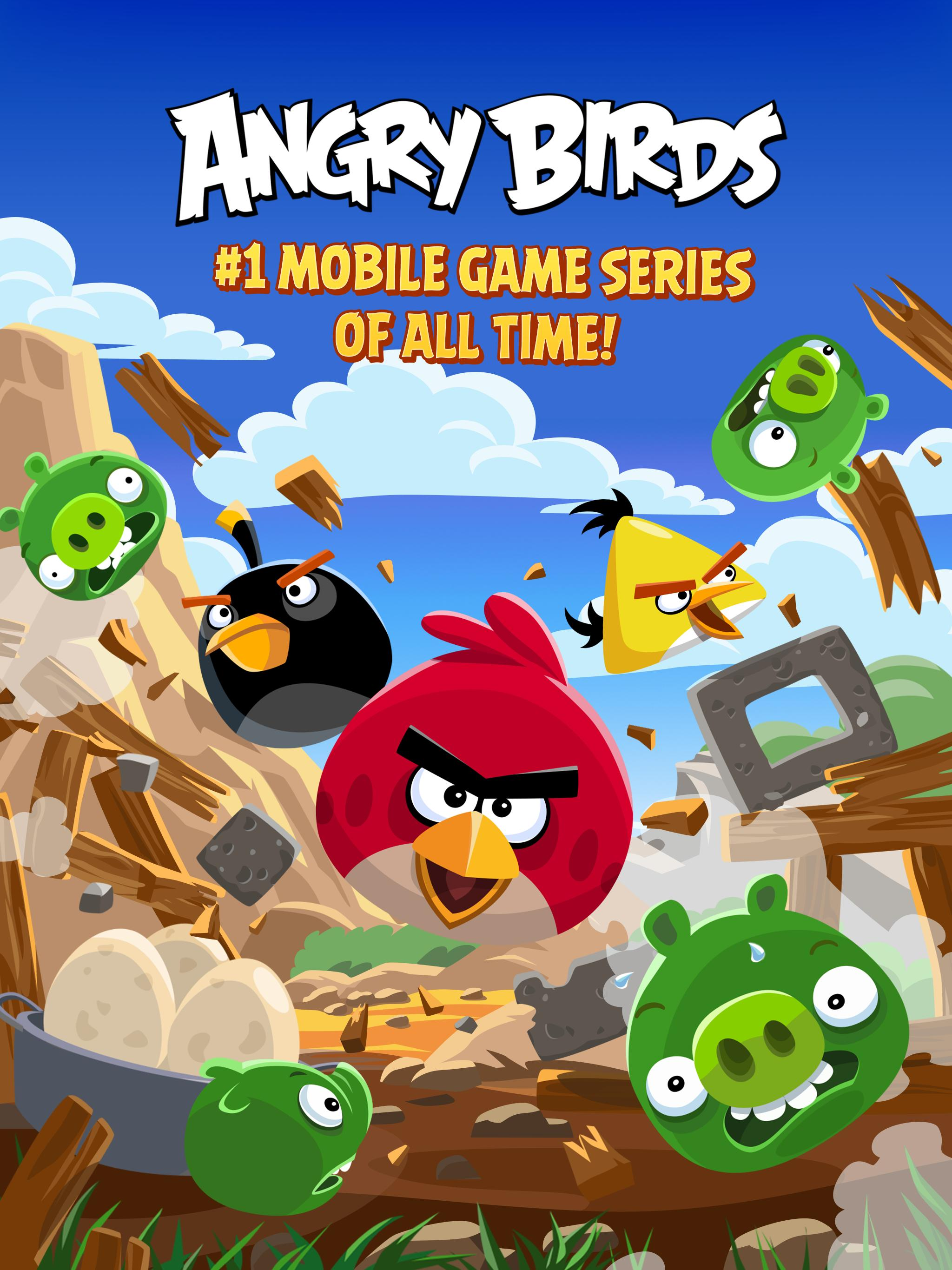 Angry Birds Classic 8.0.3 Screenshot 6