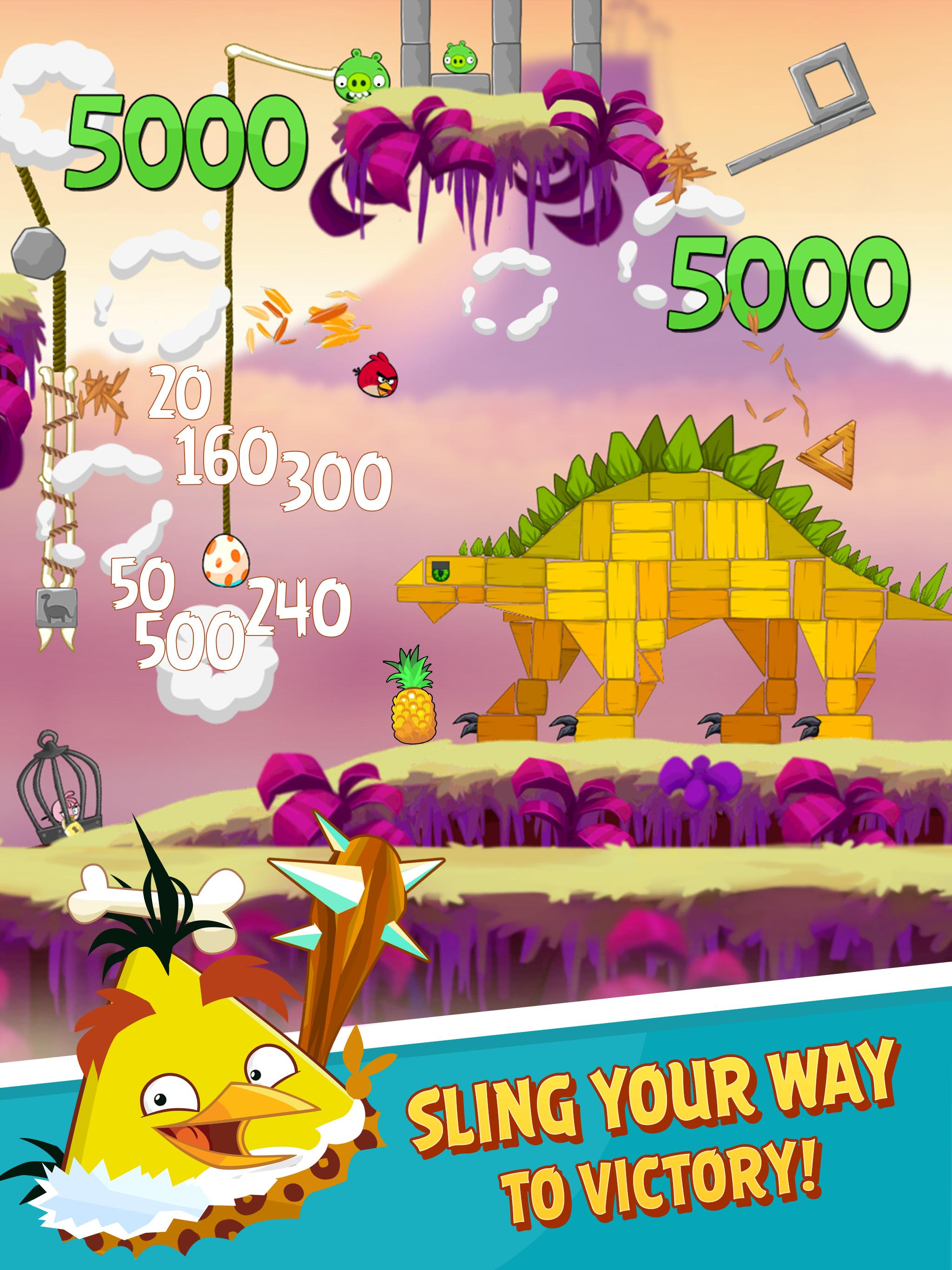 Angry Birds Classic 8.0.3 Screenshot 7