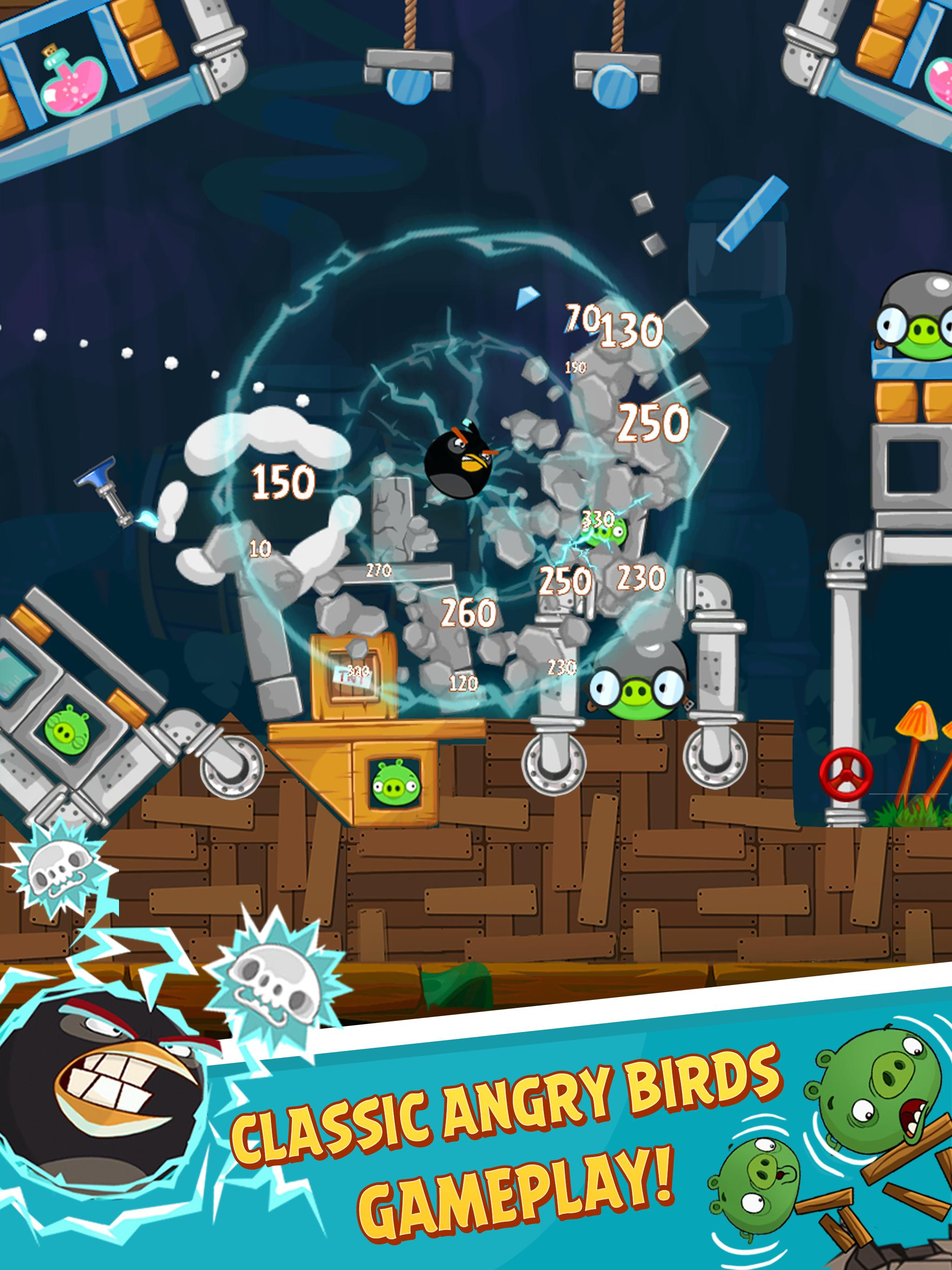 Angry Birds Classic 8.0.3 Screenshot 9
