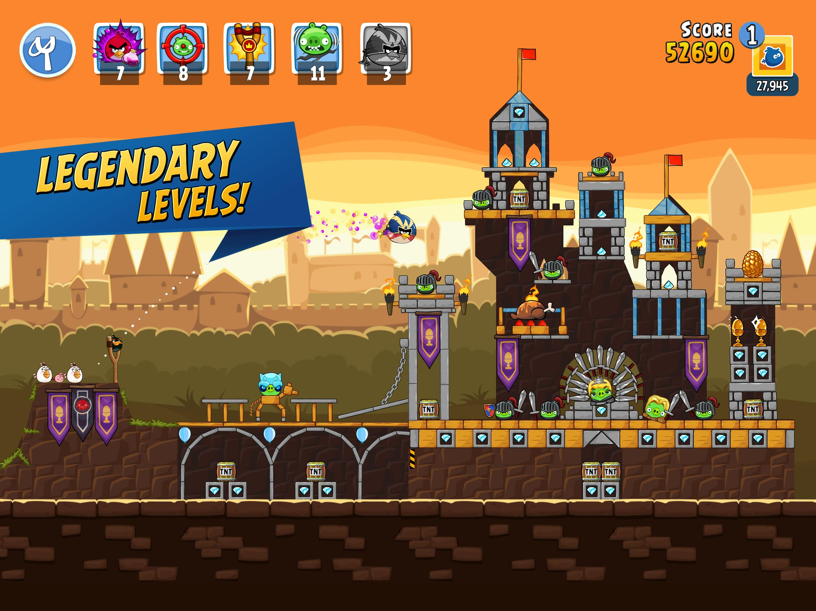 Angry Birds Friends 9.7.2 Screenshot 10