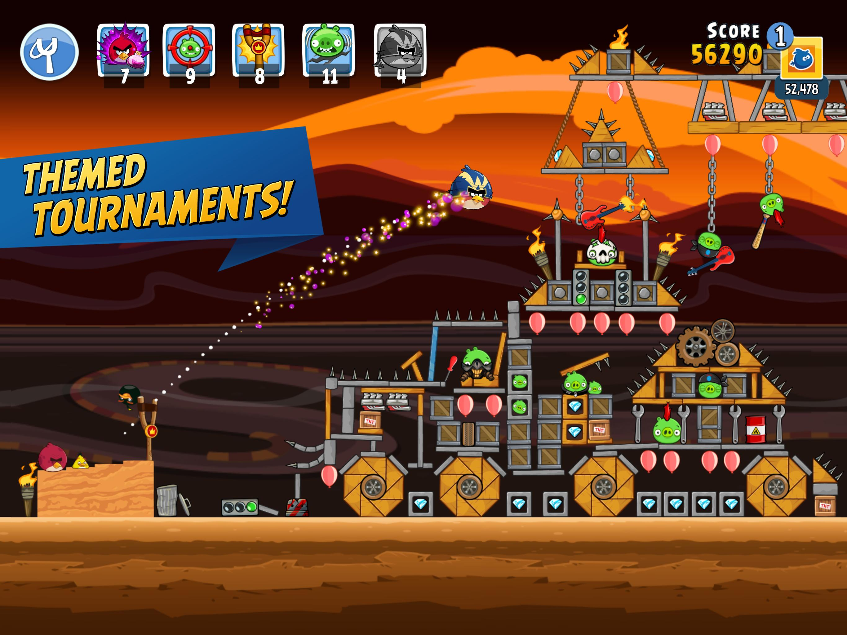 Angry Birds Friends 9.7.2 Screenshot 11