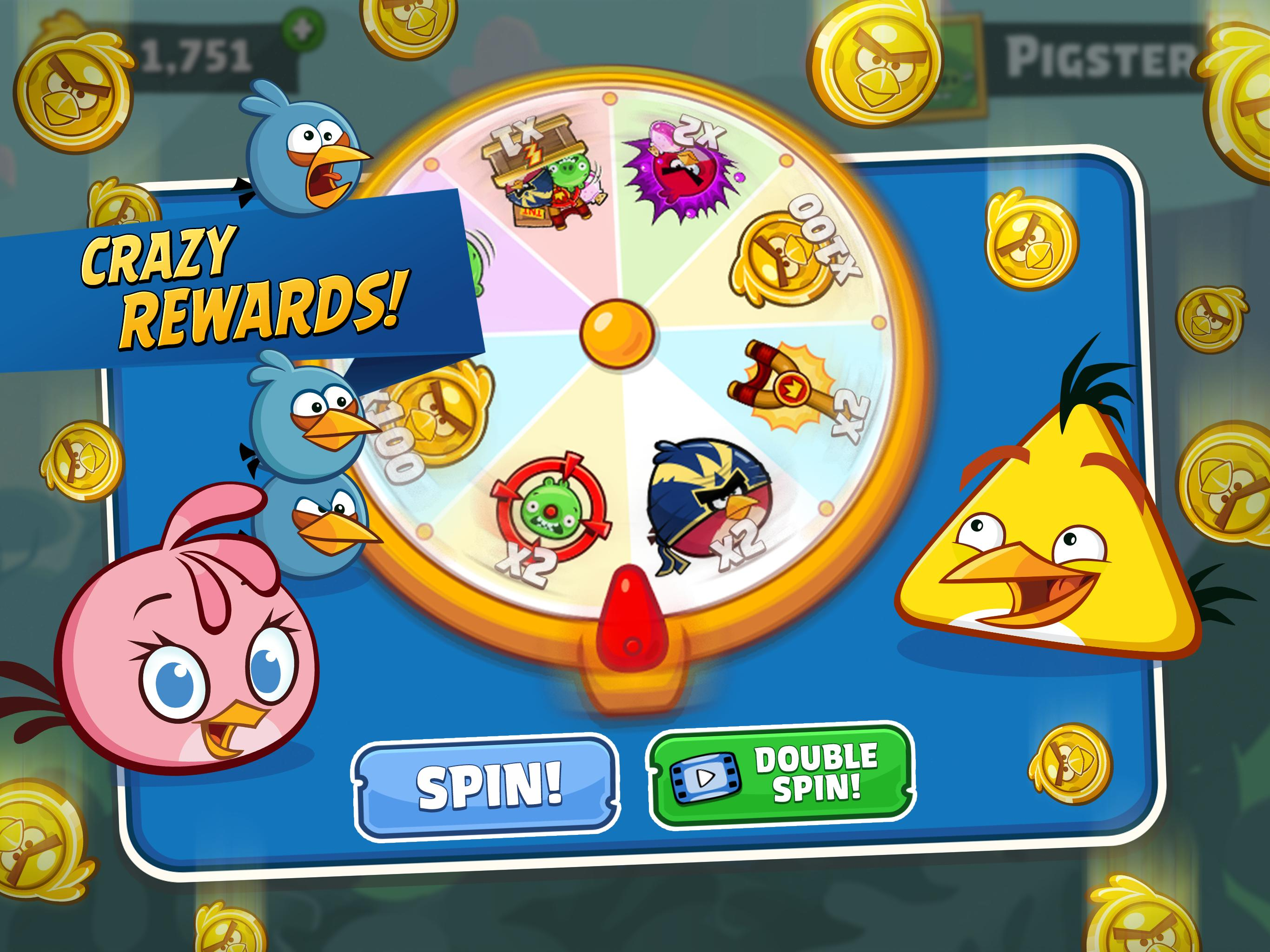 Angry Birds Friends 9.7.2 Screenshot 12