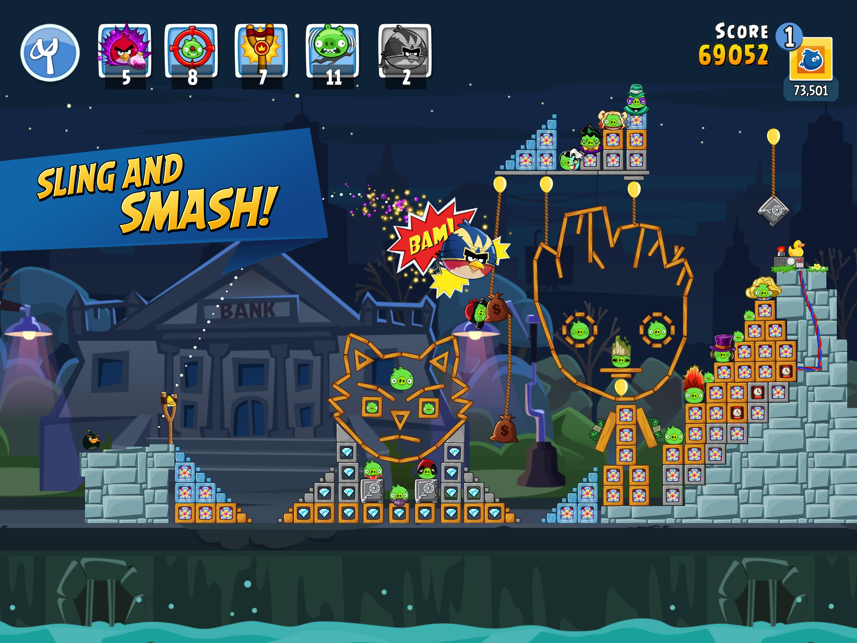 Angry Birds Friends 9.7.2 Screenshot 13