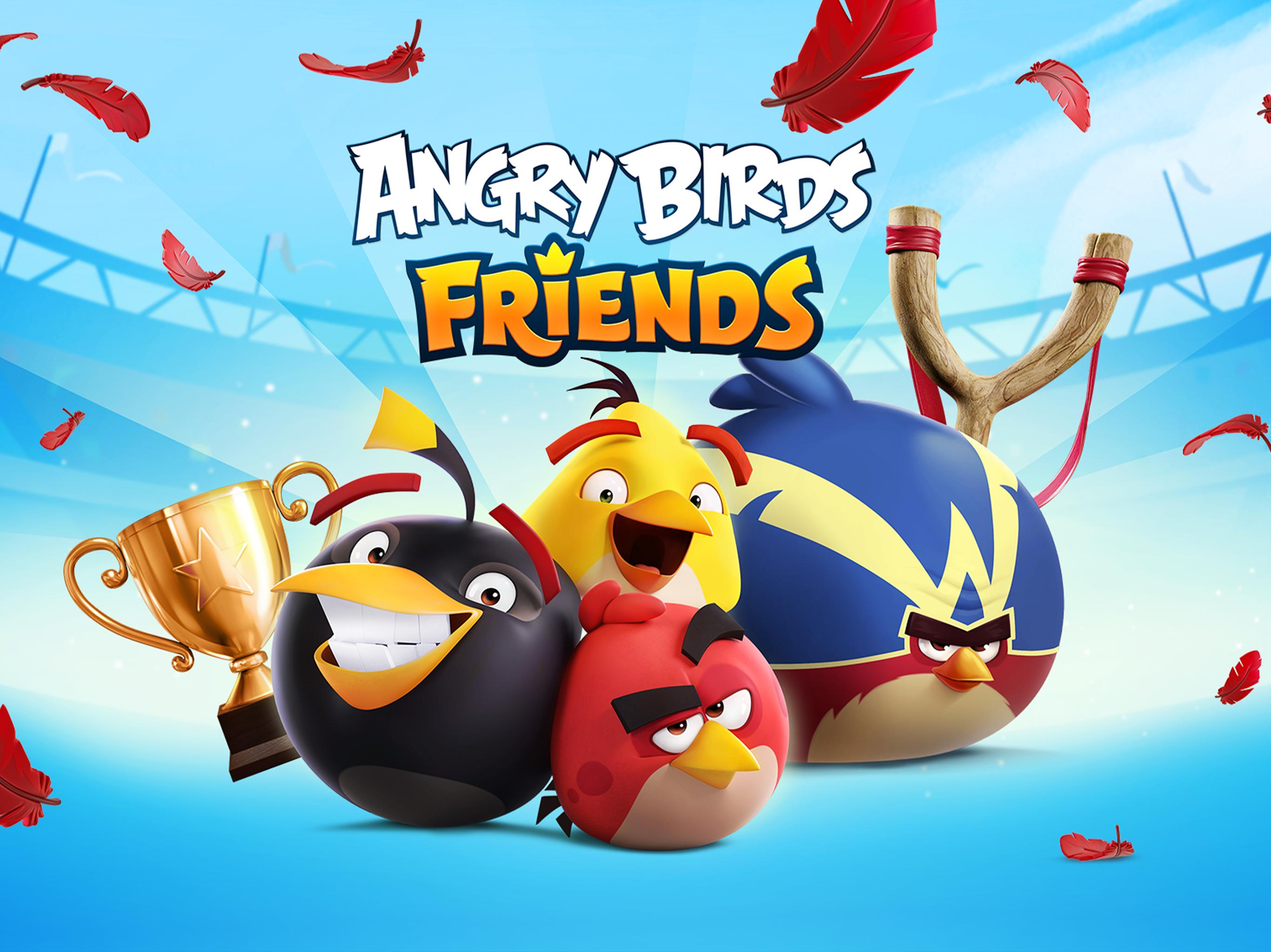 Angry Birds Friends 9.7.2 Screenshot 14