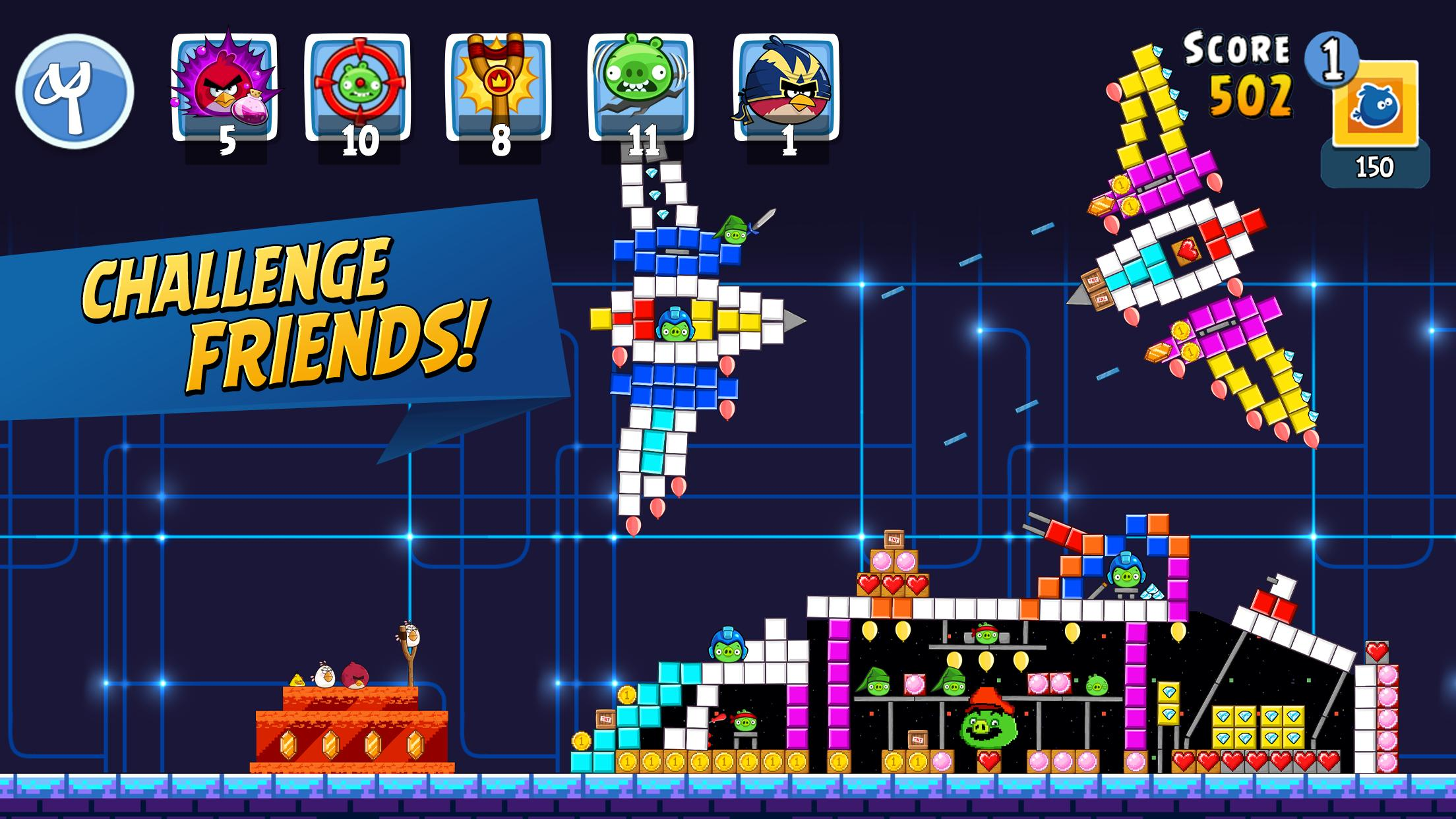 Angry Birds Friends 9.7.2 Screenshot 2