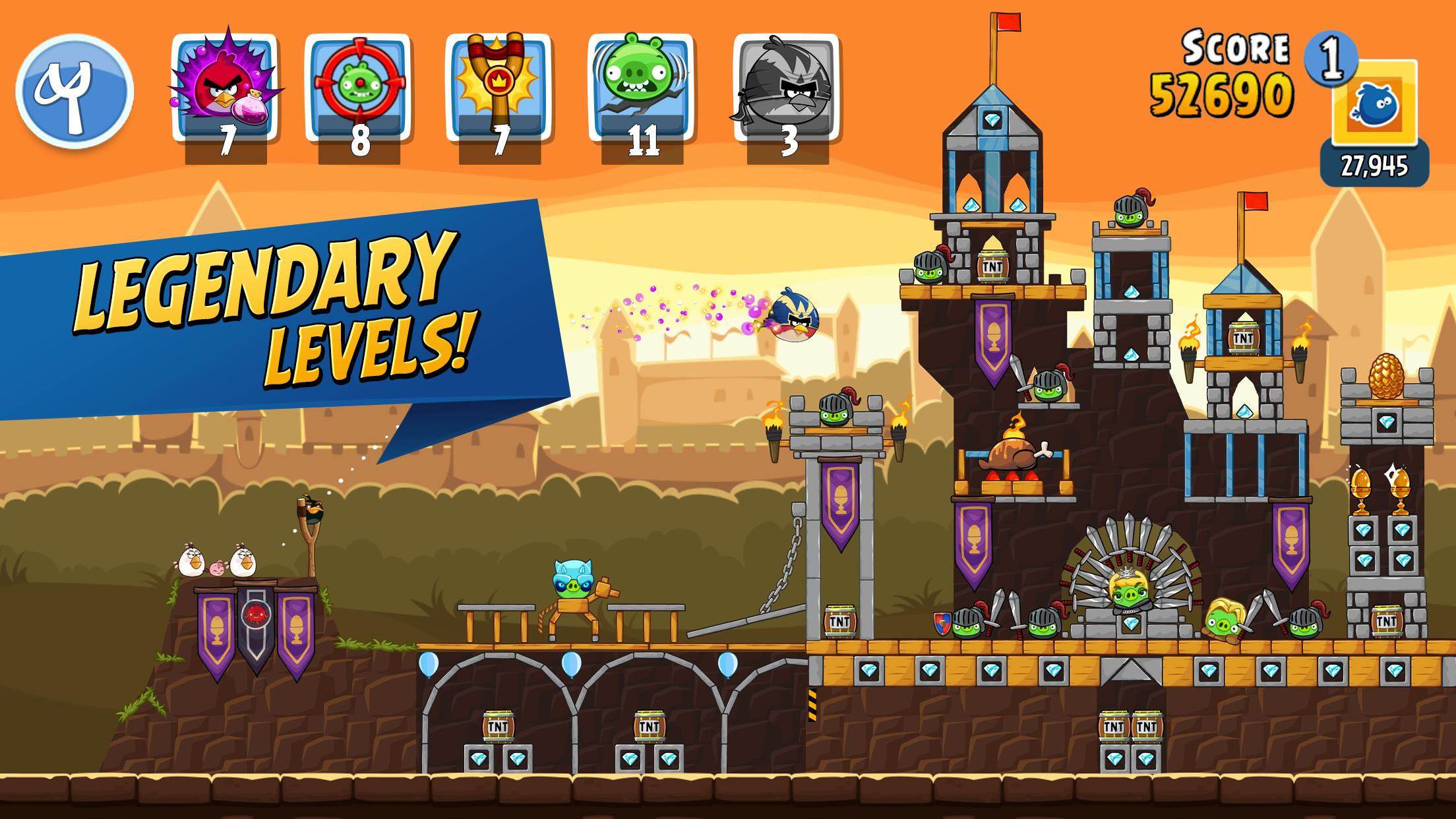 Angry Birds Friends 9.7.2 Screenshot 3