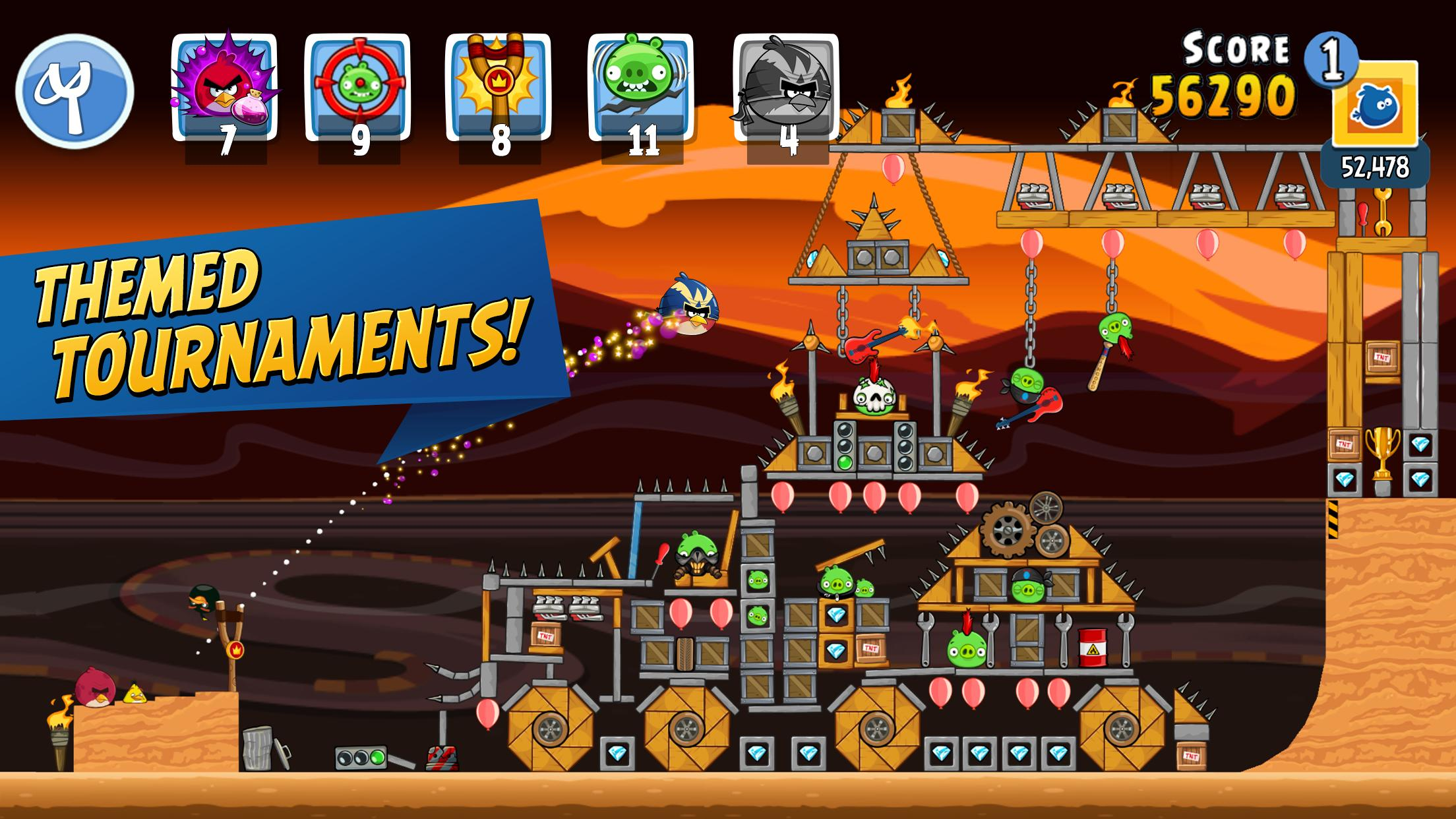Angry Birds Friends 9.7.2 Screenshot 4
