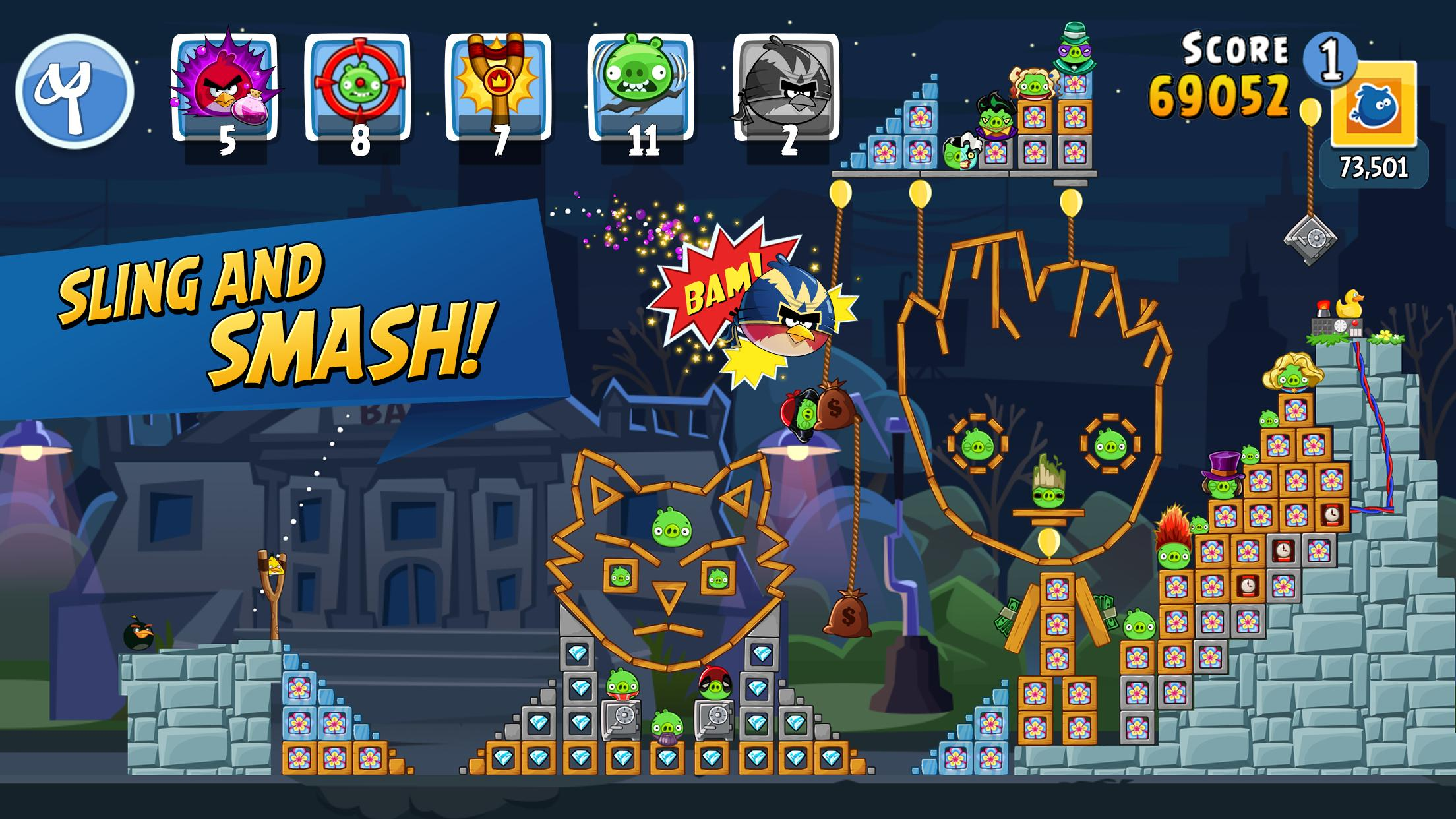 Angry Birds Friends 9.7.2 Screenshot 6