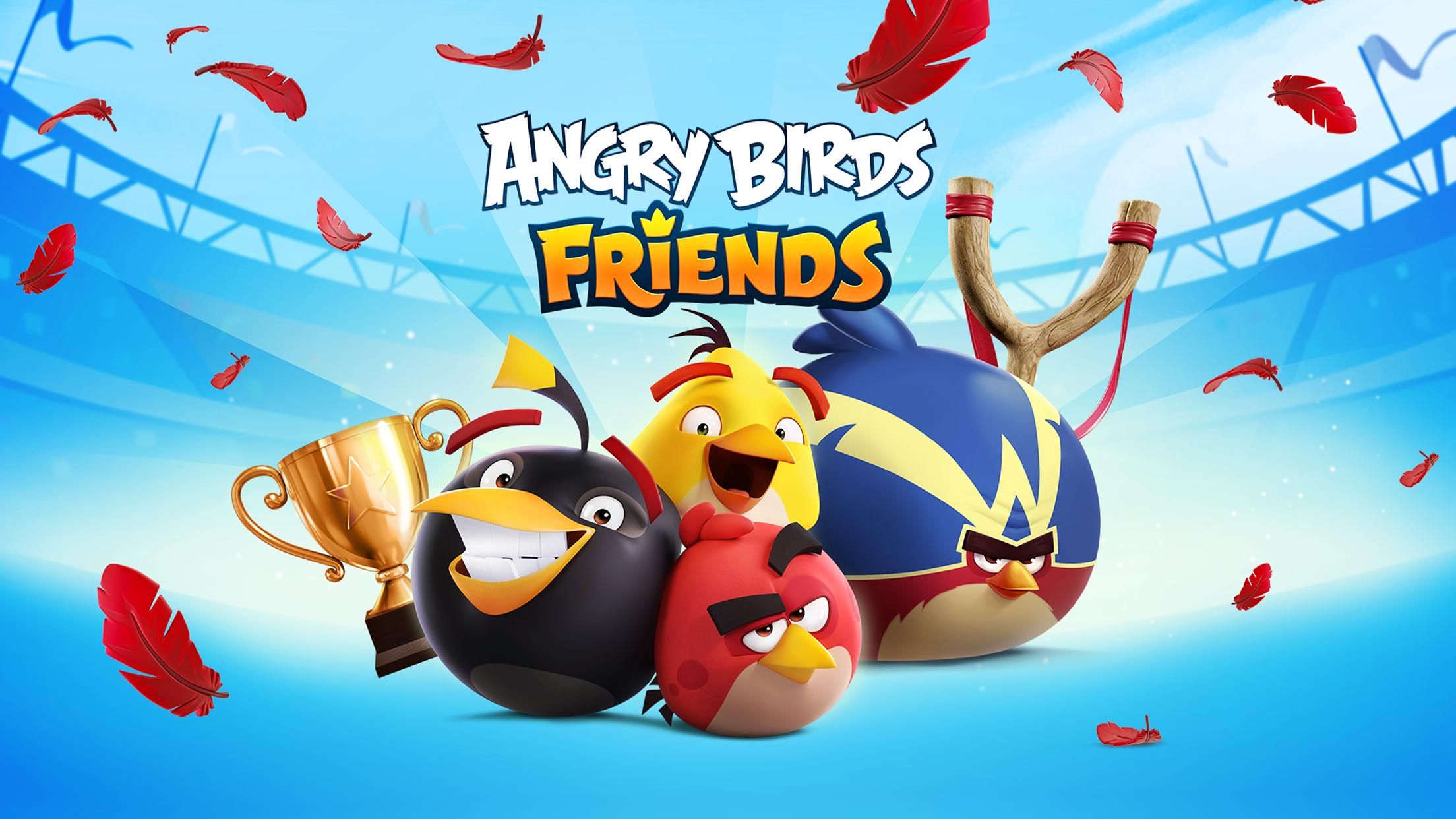 Angry Birds Friends 9.7.2 Screenshot 7