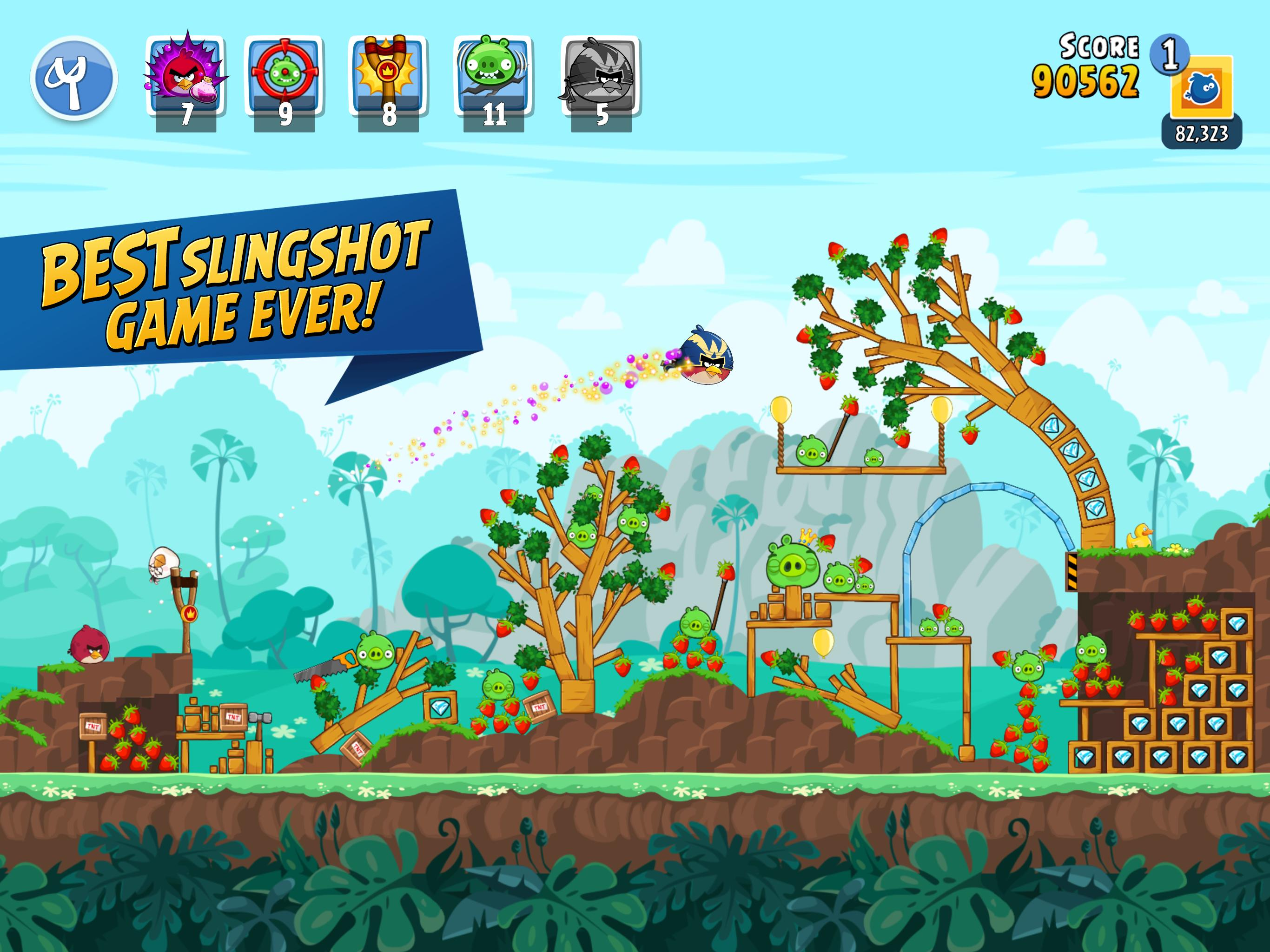 Angry Birds Friends 9.7.2 Screenshot 8