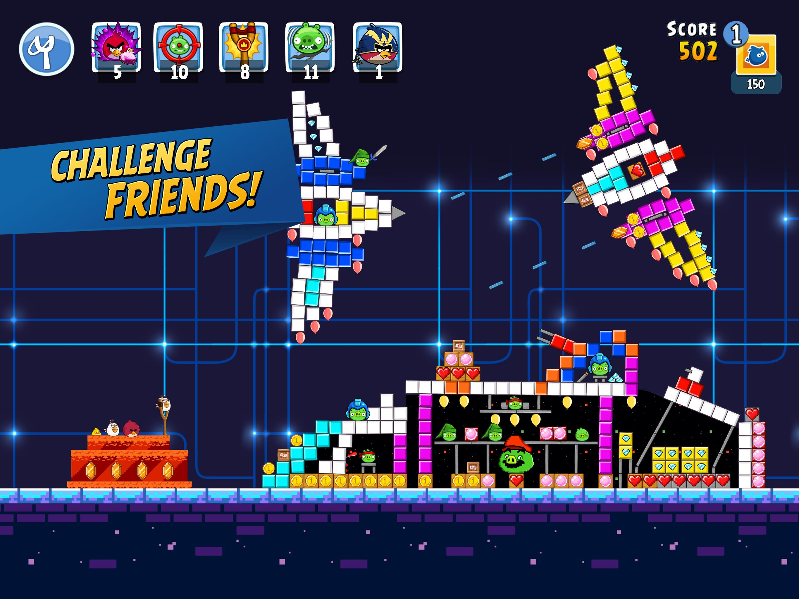 Angry Birds Friends 9.7.2 Screenshot 9