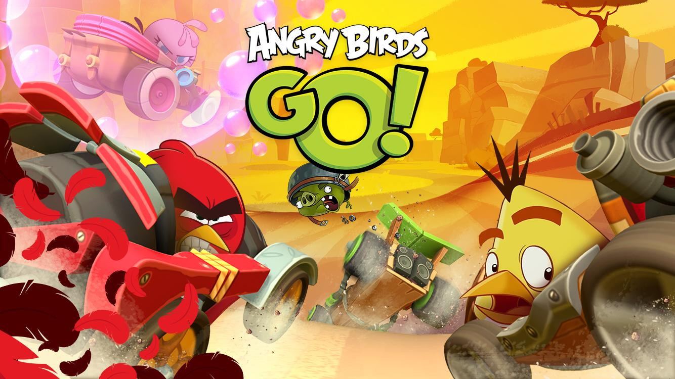 Angry Birds Go 2.9.1 Screenshot 1