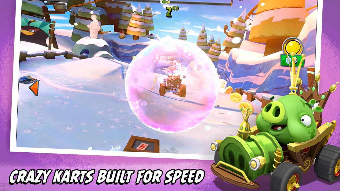Angry Birds Go 2.9.1 Screenshot 4