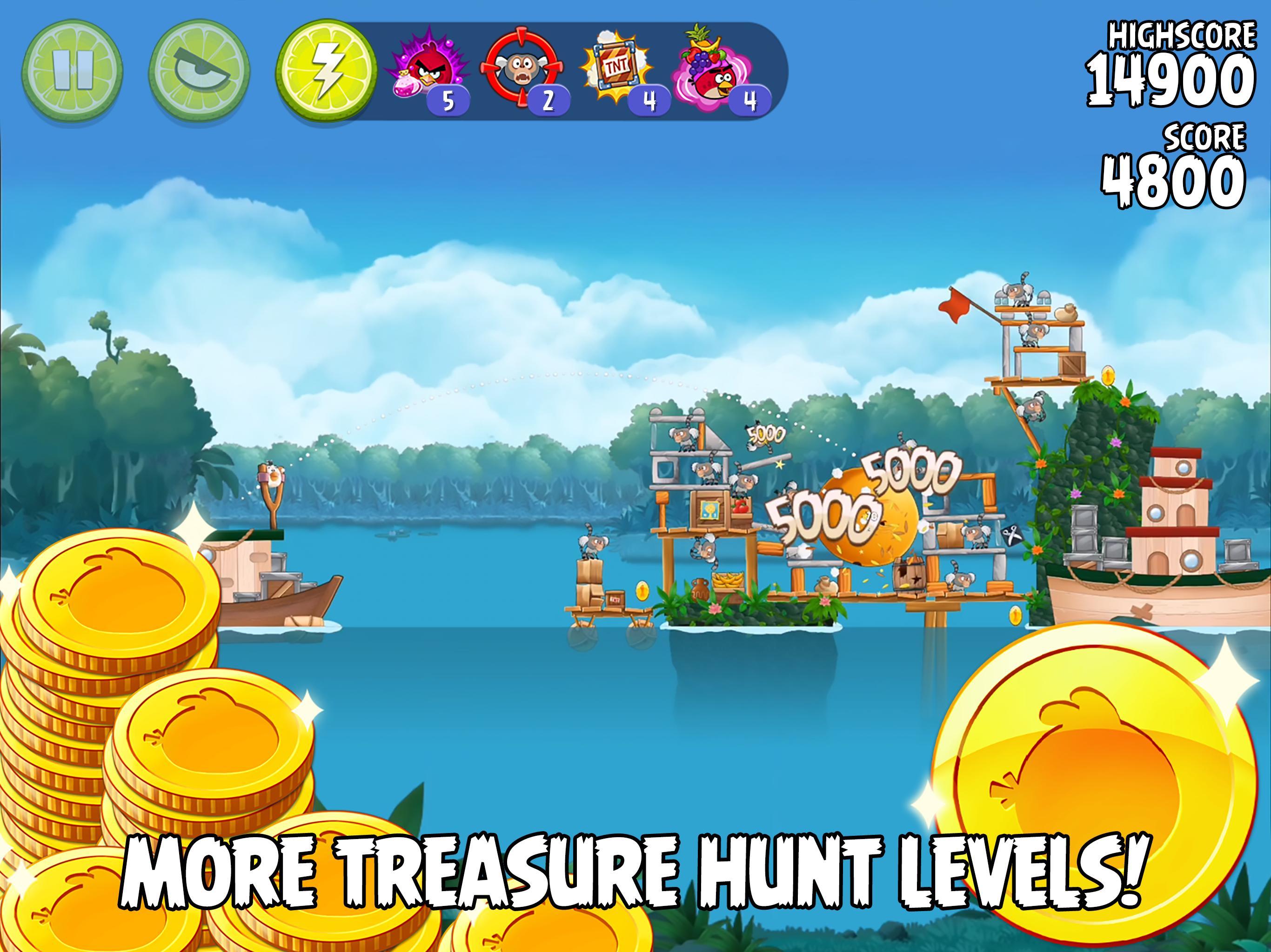 Angry Birds Rio 2.6.13 Screenshot 10