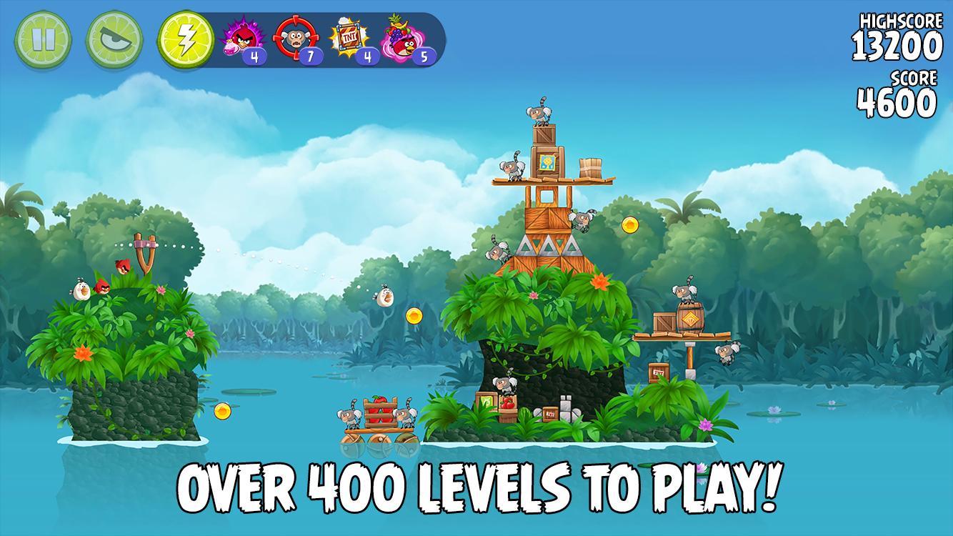 Angry Birds Rio 2.6.13 Screenshot 3