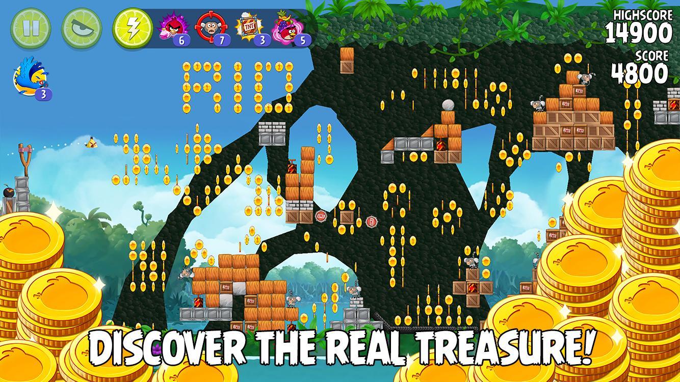 Angry Birds Rio 2.6.13 Screenshot 4