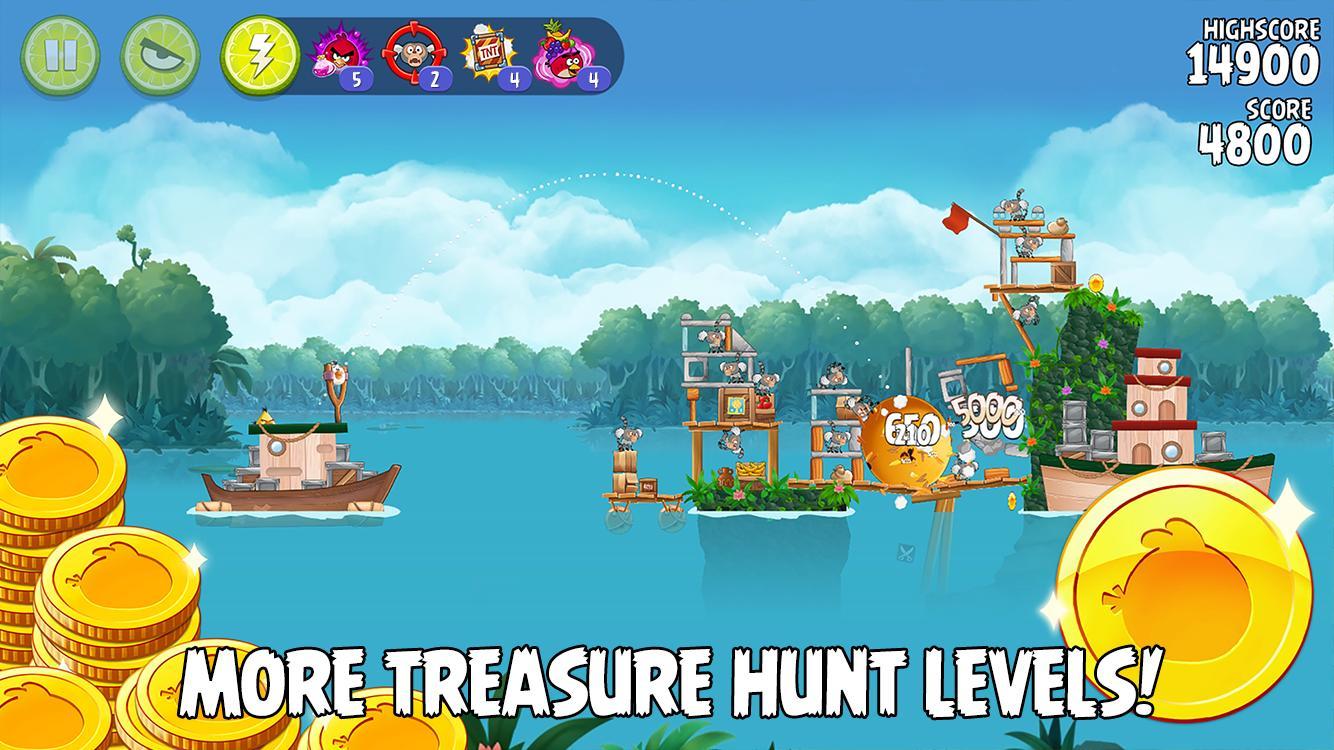 Angry Birds Rio 2.6.13 Screenshot 5