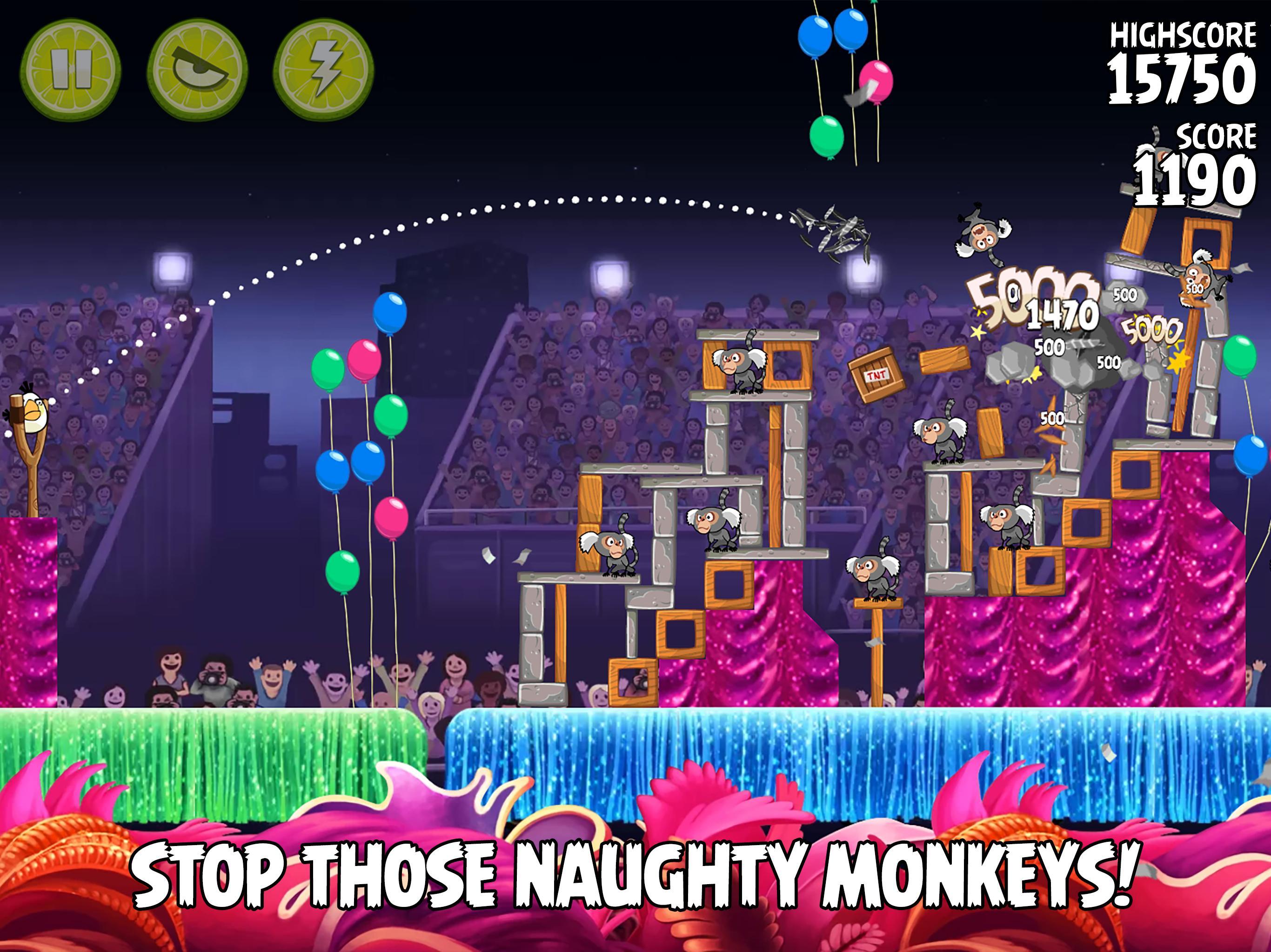 Angry Birds Rio 2.6.13 Screenshot 7