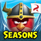 Angry Birds Seasons app icon