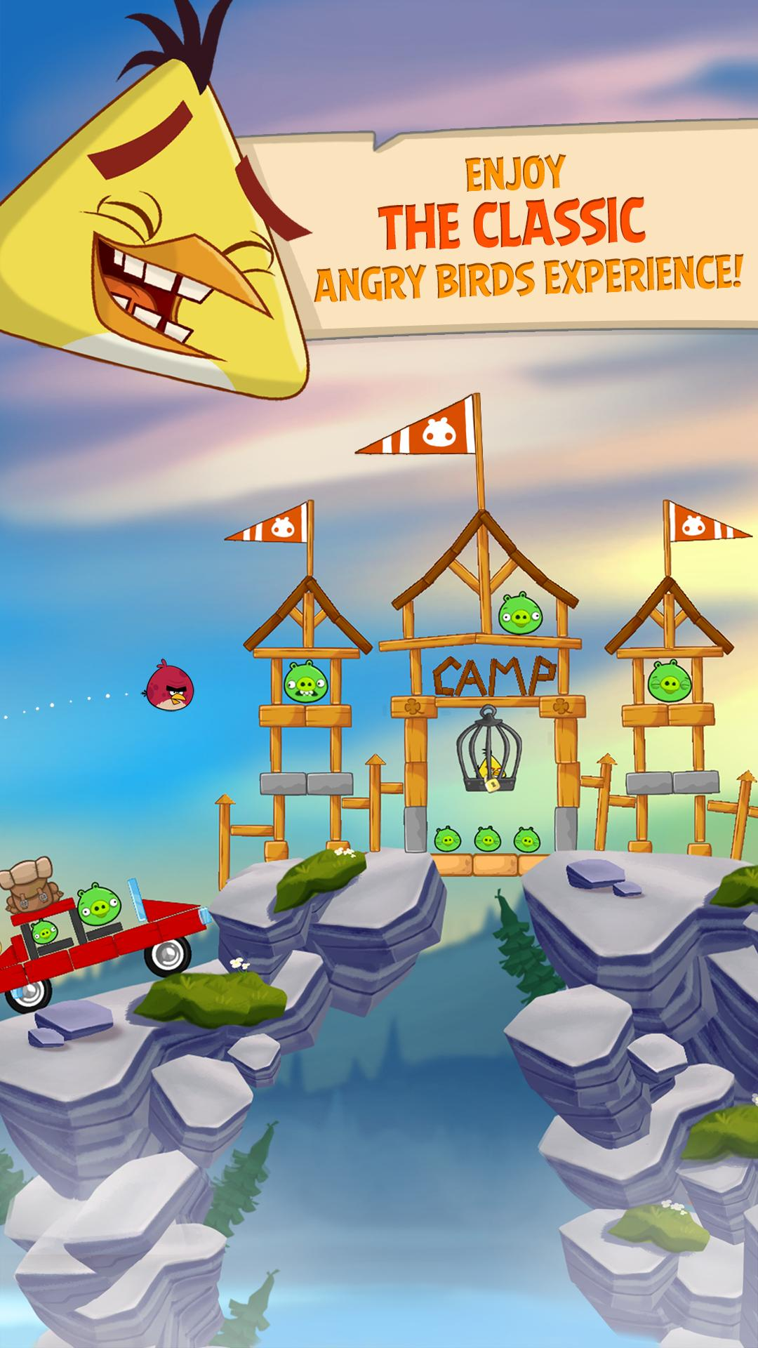 Angry Birds Seasons 6.6.2 Screenshot 1