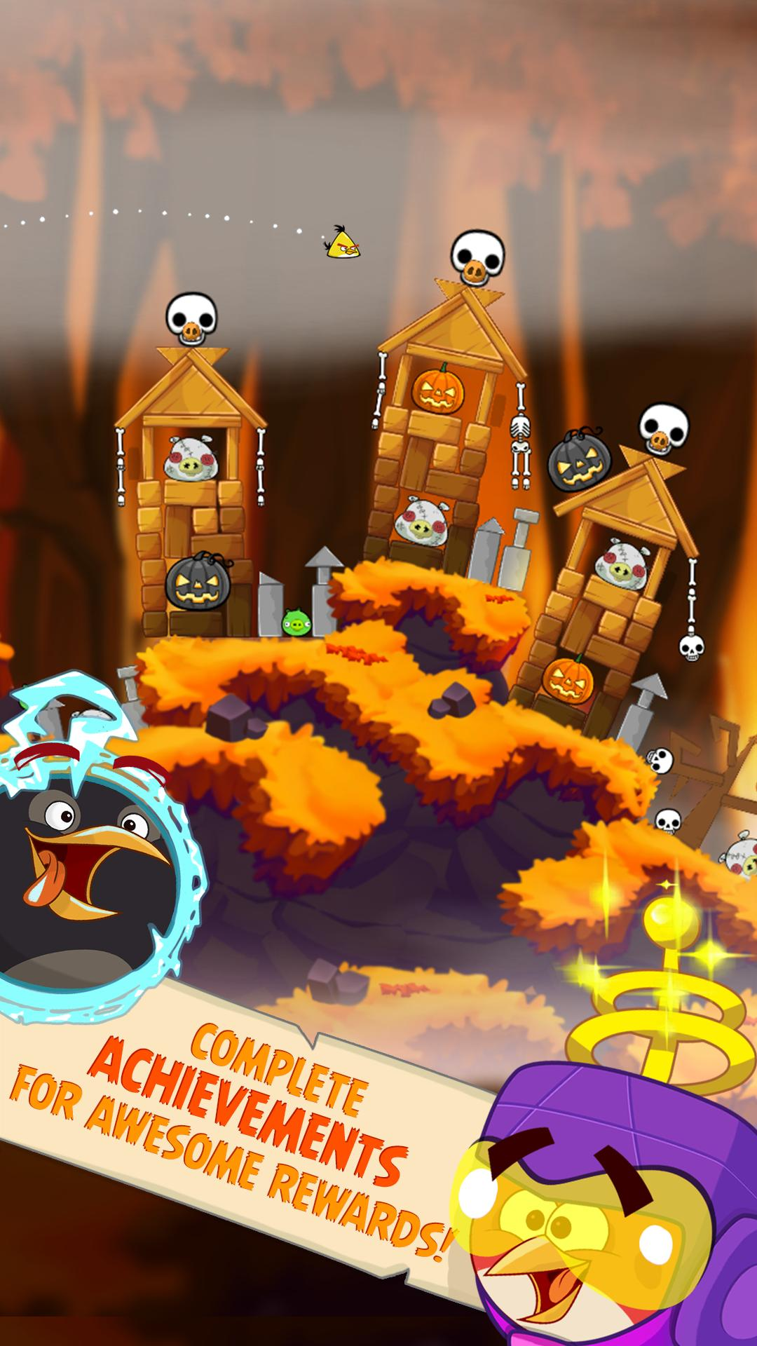 Angry Birds Seasons 6.6.2 Screenshot 2
