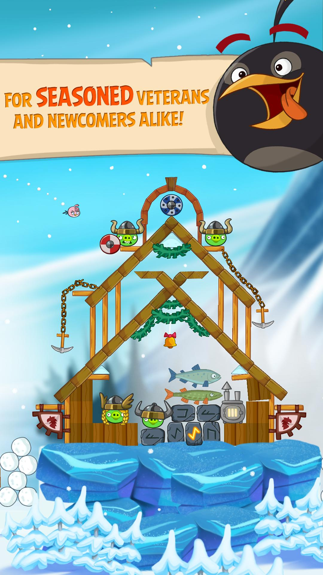 Angry Birds Seasons 6.6.2 Screenshot 3
