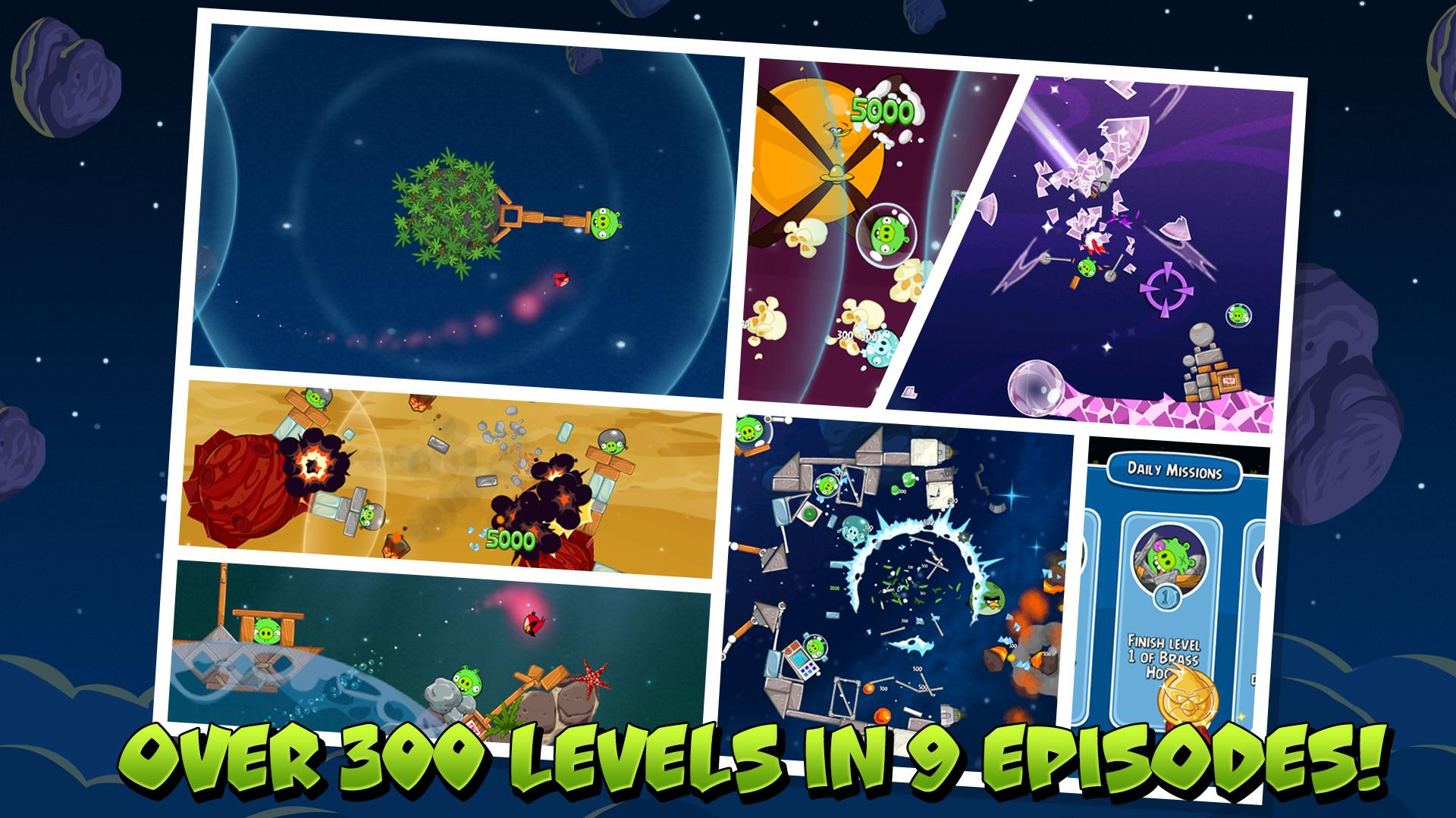 Angry Birds Space 2.2.14 Screenshot 10