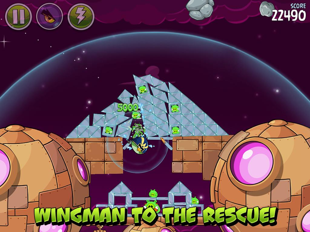 Angry Birds Space 2.2.14 Screenshot 13