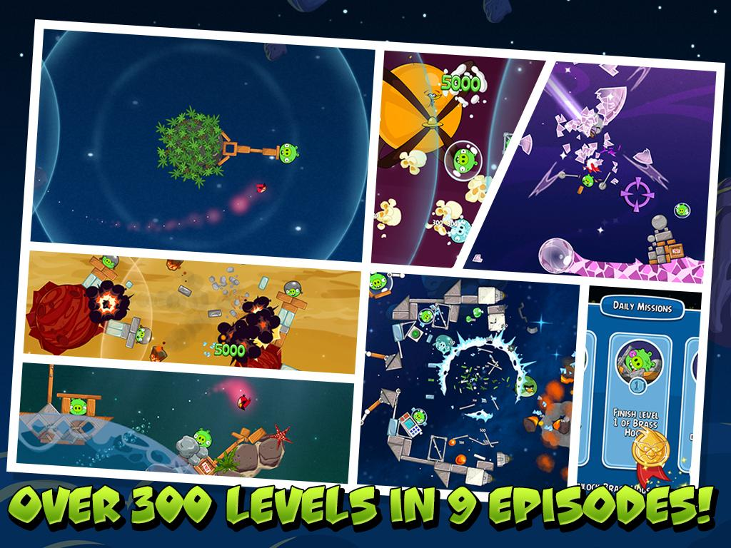 Angry Birds Space 2.2.14 Screenshot 15