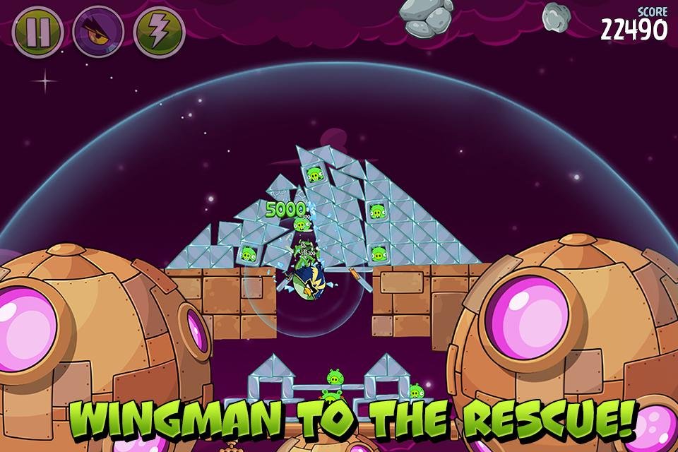Angry Birds Space 2.2.14 Screenshot 3