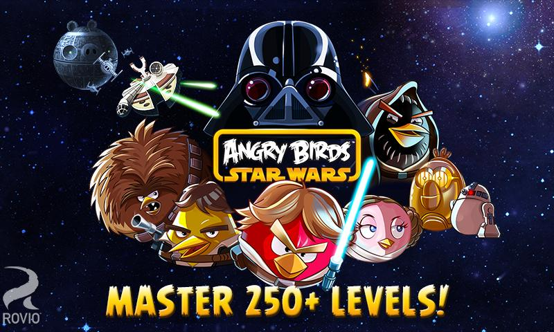 Angry Birds Star Wars 1.5.13 Screenshot 1