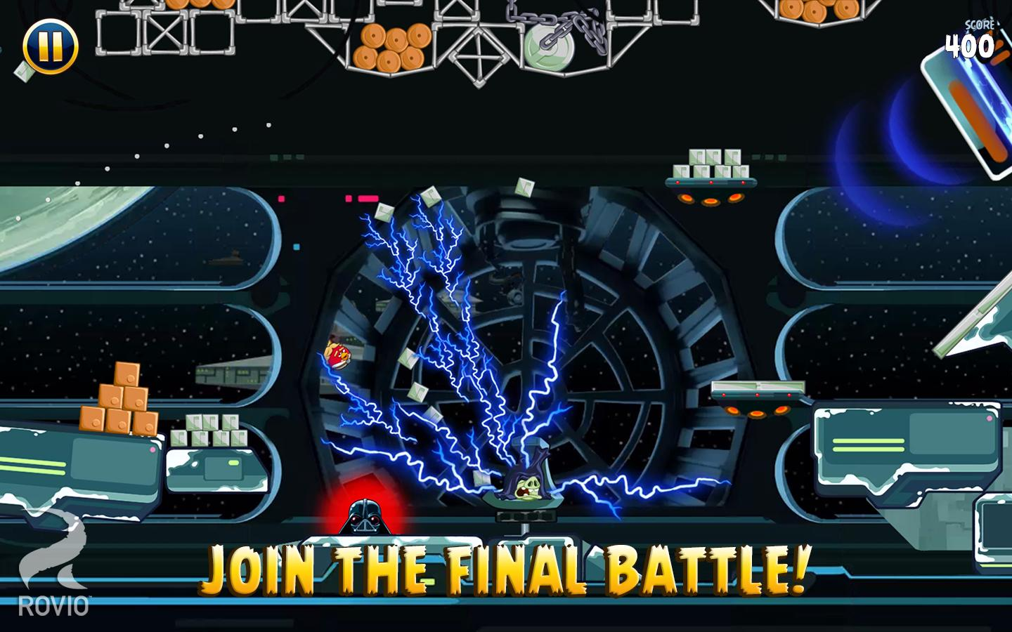 Angry Birds Star Wars 1.5.13 Screenshot 10