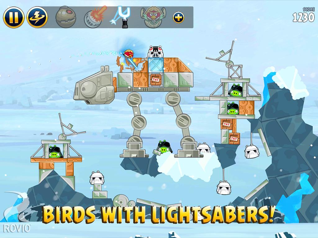 Angry Birds Star Wars 1.5.13 Screenshot 12