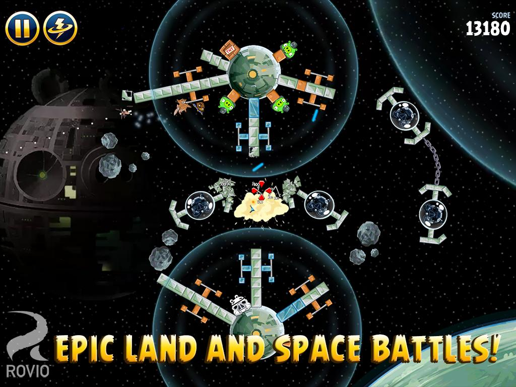 Angry Birds Star Wars 1.5.13 Screenshot 14