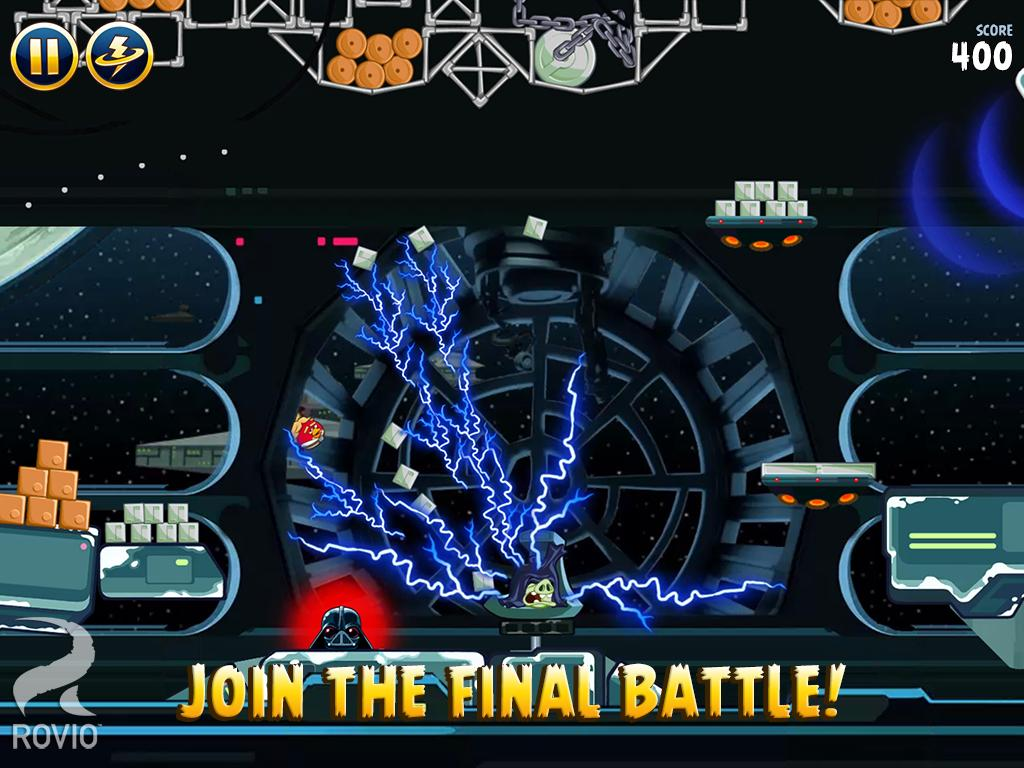 Angry Birds Star Wars 1.5.13 Screenshot 15
