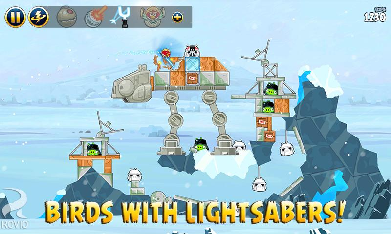 Angry Birds Star Wars 1.5.13 Screenshot 2