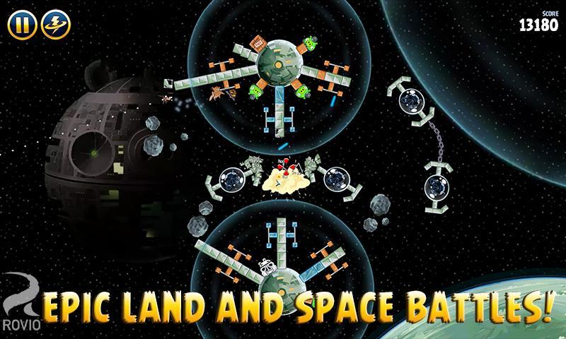 Angry Birds Star Wars 1.5.13 Screenshot 4