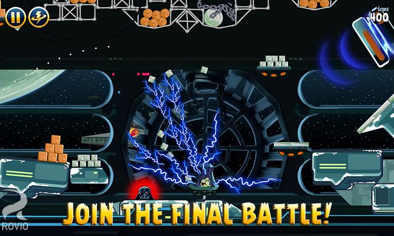 Angry Birds Star Wars 1.5.13 Screenshot 5
