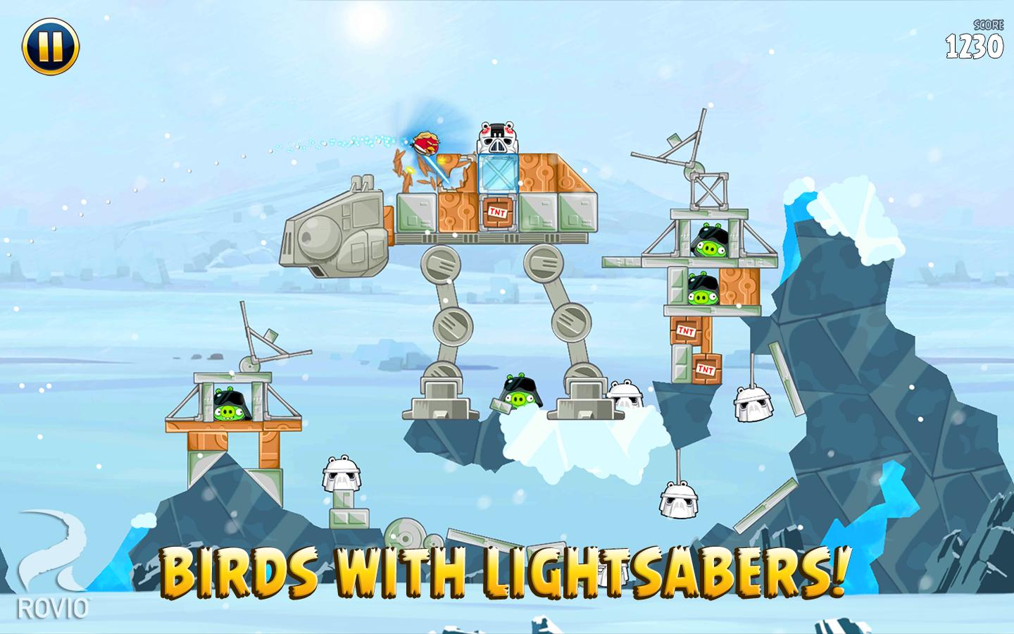 Angry Birds Star Wars 1.5.13 Screenshot 7