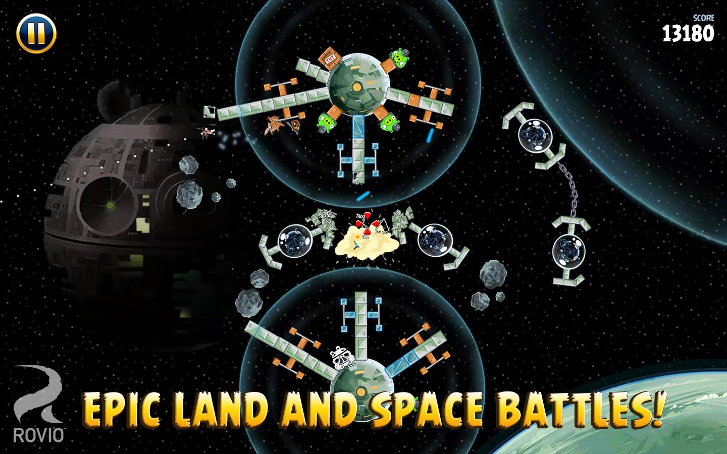 Angry Birds Star Wars 1.5.13 Screenshot 9