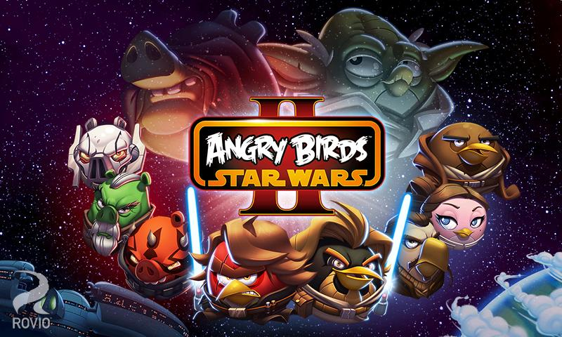 Angry Birds Star Wars II Free 1.9.25 Screenshot 1