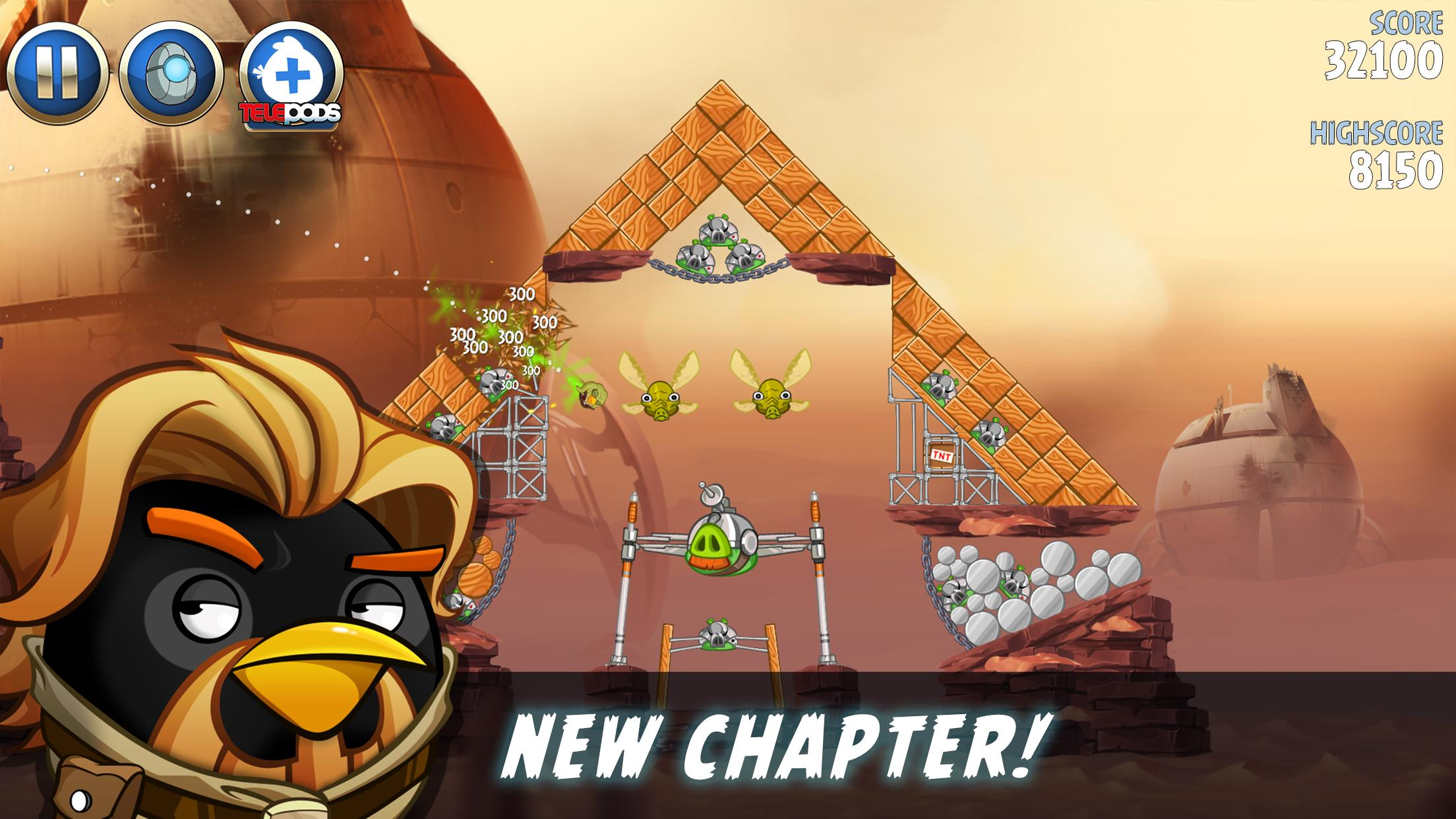 Angry Birds Star Wars II Free 1.9.25 Screenshot 10